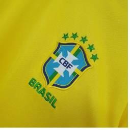 Camisa oficial da Seleção Brasileira 2021/22 - Promo dos namorados