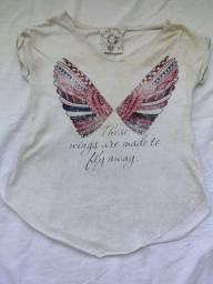 Título do anúncio: Blusas/Camisas/Camisetas