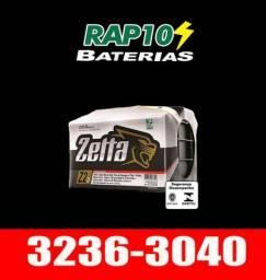 Título do anúncio: Sua bateria Zetta com a segurança de uma boa bateria
