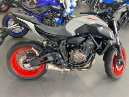 YAMAHA MT 07 ABS 2021