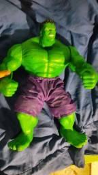 Boneco Hulk original mimo tamanho 42 cm