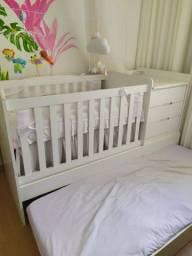 Vendo Berço multifuncional Cléo - Carolina Baby
