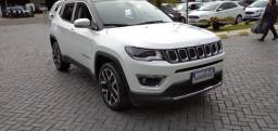 JEEP COMPASS LIMITED 4X2 2.0 16V AT6 Branco 2020/2021