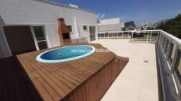 Cobertura na Freguesia, Araguaia, Château Raquel, 5 quartos, 3 vagas, linda vista