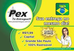 Entregas no Mesmo Dia São Paulo e Grande São Paulo R$ 11,99