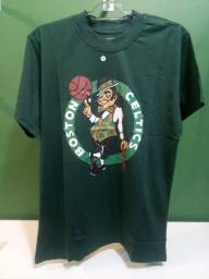 Camisa Boston Celtics NBA Verde