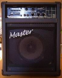 Título do anúncio: Amplificador e áudio