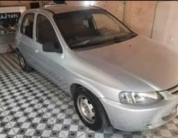 Celta Prata 1.0 2004 gnv e gasolina