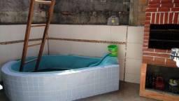 Residencial Fechado, Casa no Conjunto Silva Bragança, 2/4 c/ churrasqueira e Piscina