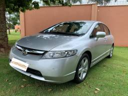 New Civic LXS AT 2008 Flex