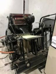 Impressora Grafopress Tipografica