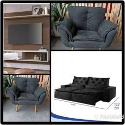 Título do anúncio: Kit sala completa com sofá alto padrão *Só para pessoas exigentes*