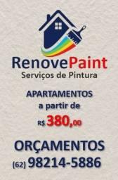 Pintor apartamento  promoção