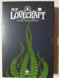 Título do anúncio: Livro Os melhores contos - H.P. Lovecraft
