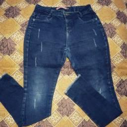Calça jeans - tamanho 14