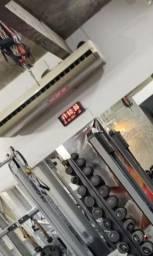 Ar condicionado Fujitsu piso teto 35.000 BTUs 220
