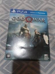 Jogo God of war 2018 PS4