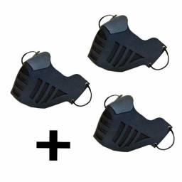 Kit 3 Máscaras de proteção facial