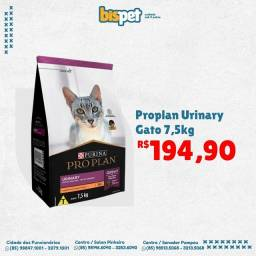Título do anúncio: Ração PROPLAN URINARY GATO 7,5kg FRETE GRÁTIS