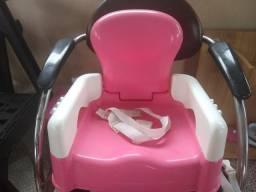 Cadeira pra alimentação infantil portátil