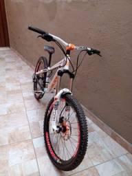 Título do anúncio: Vendo ou troco bike aro 26  HUPI naja