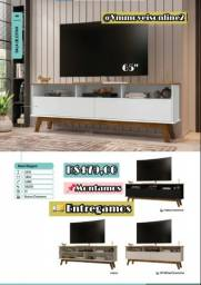 "Rack   rack   rack   rack  Elegant   pra  tv até  65"""