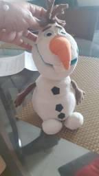 Olaf de pelúcia lindo