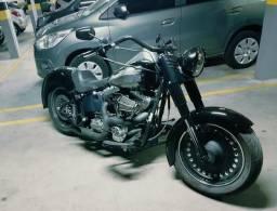 Harley-davidson Fat - 2011