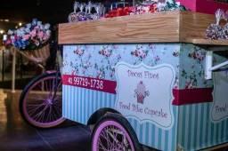 Food bike para venda