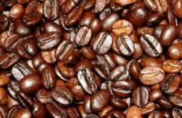 Vendo café torrado em grãos
