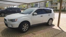 Mitsubishi outlander 11/12 4x2 gasolina - 2012