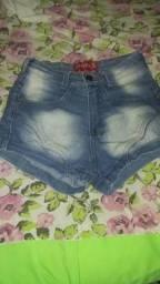 Shost Jeans cintura alta Que estica Muito $25