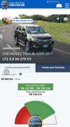 Chevrolet trailblazer v6 sidi 17/18 - 2018