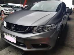 Honda Civic LXR 2.0 automático carro extra 2016 - 2016