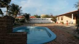 Casa temporada, em Luis Correia - Atalaia - Piauí, 8 quartos e piscina