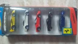 Pacote 5 Ferraris