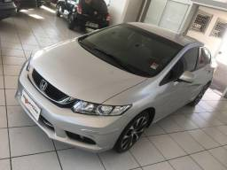 Honda Civic LXR 2.0 Flexzone IPVA 2019 pago - 2015