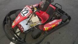 Kart Mini 13hp Honda GX390 comprar usado  Juiz de Fora