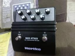 Pedal hartke Bass attack impecável comprar usado  Guarulhos