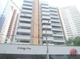 Apartamento com 3 dormitórios para alugar, 193 m² por R$ 1.850/mês - Meireles - Fortaleza/