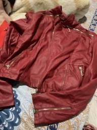 Jaqueta de couro legítimo comprar usado  Alvorada