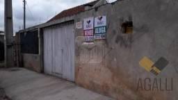 Casa à venda com 2 dormitórios em Tatuquara, Curitiba cod:437-18