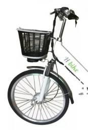 Bicicleta Elétrica H-bike Hbc2 Retrô Produto novo Pronta entrega comprar usado  Porto Alegre