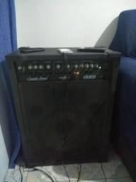 Vendo caixa amplificada som muito potente