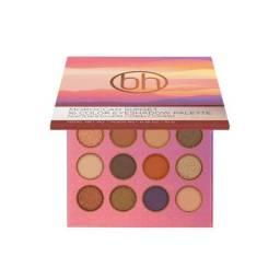 Paleta de Sombra Maquiagem Importada BH Cosmetics 16 Cores - Original