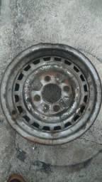 1 roda 15' Fusca furação 4x130