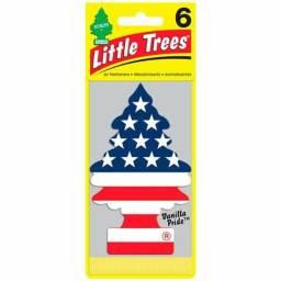 Aromatizante little trees cheirinho pra carro