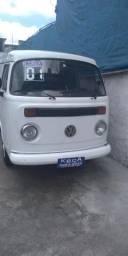 Vw Kombi furgão GNV 2001 - 2001