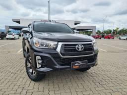 Toyota - Hilux SRX 50th Anniversary 2.8 TB Diesel 4x4 - 2019 (Impecável)
