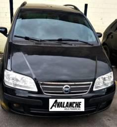 Fiat idea elx 1.4 gnv flex completo 2007 - km 126.842